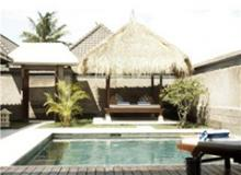 Gili villas each with private pool