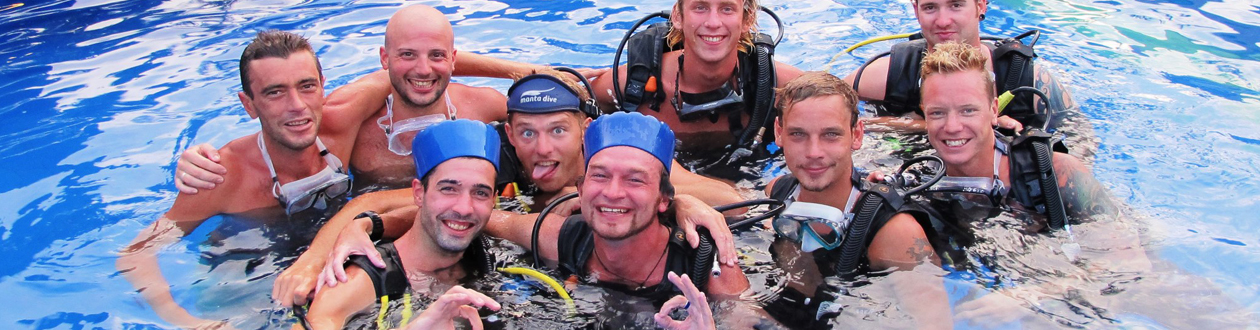 Ssi speciality course packages manta dive - Manta dive gili ...