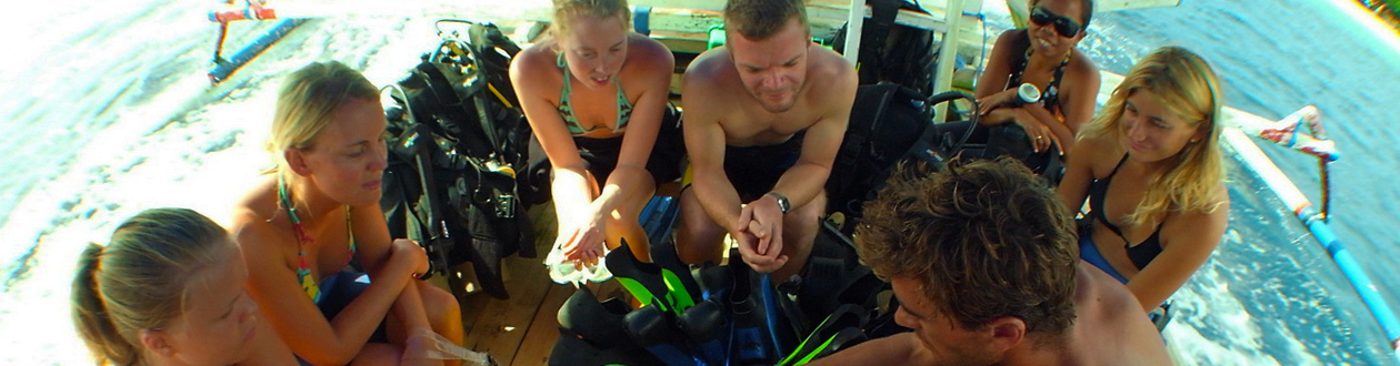diving gili islands